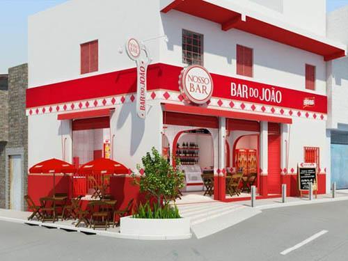 """Franquia """"Nosso Bar"""". (Foto: Divulgação)."""