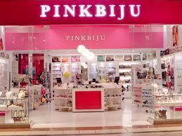 Franquia Pink BIju. (Foto: Divulgação).