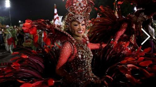 Vencedora carnaval 2013 (Foto:Divulgação)