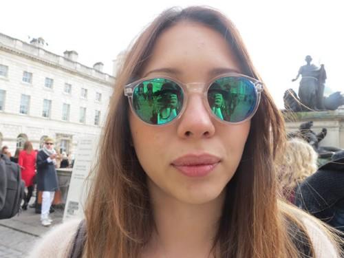 Óculos espelhado (Foto:Divulgação)