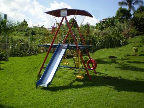 Playground infantil (Foto:Divulgação)