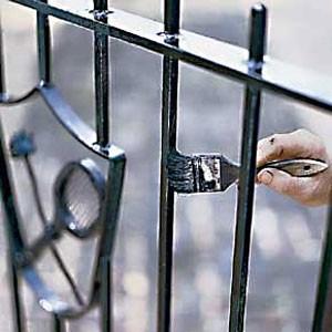 Grade de ferro  (Foto:Divulgação)