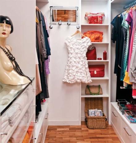 Prateleiras para Closet (Foto:Divulgação)