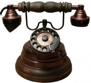 Mensagem para o dia do telefone (Foto:Divulgação)