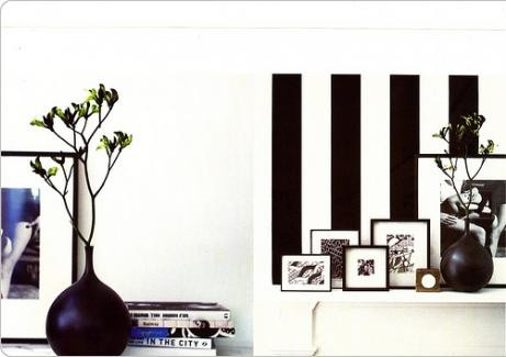 Decorar preto e branco (Foto:Divulgação)