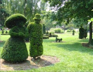 Esculturas para decoração (Foto:Divulgação)