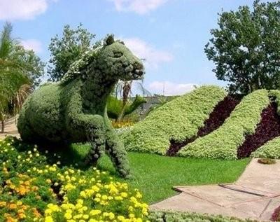Decoração de jardim   (Foto:Divulgação)