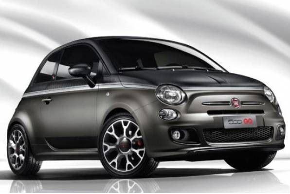 Fiat 500 QG (Foto: Unitá Fiat/divulgação)