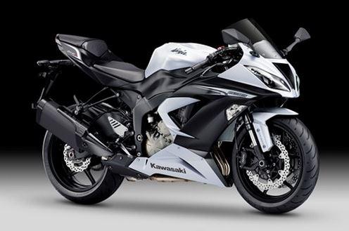 Kawasaki ZX (Foto: Kawasaki/divulgação)