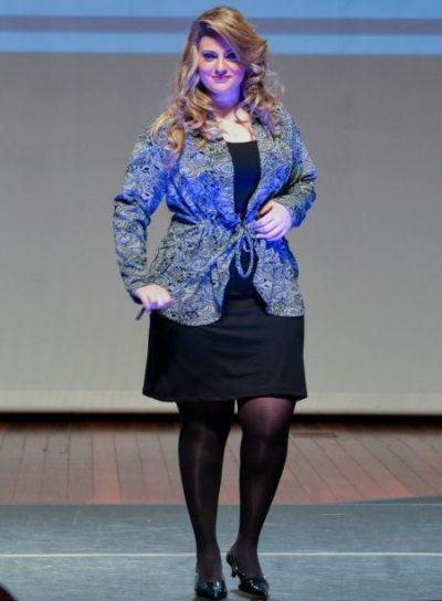 As roupas de inverno para gordinhas deixarão o visual das plus size ainda mais sofisticado (Foto: Divulgação)