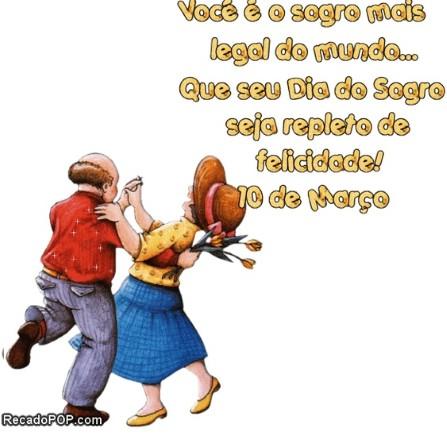 Mensagens especiais para sogro  (Foto:Divulgação)