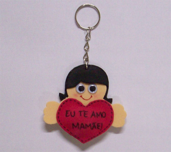 Lembrancinha dia das maes. (foto: www.comofazerascoisas.com.br).