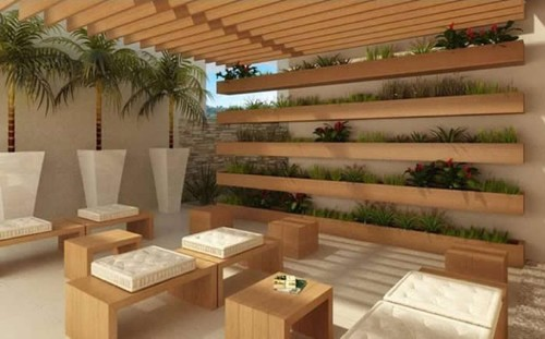 Jardins especiais (Foto:Divulgação)
