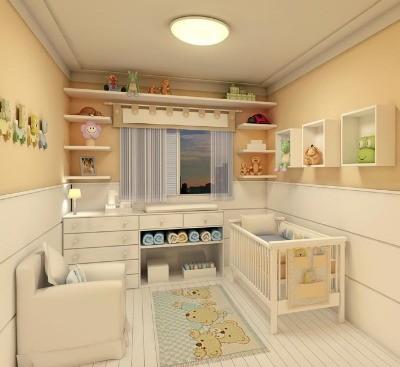 Decoração quarto infantil (Foto:Divulgação)