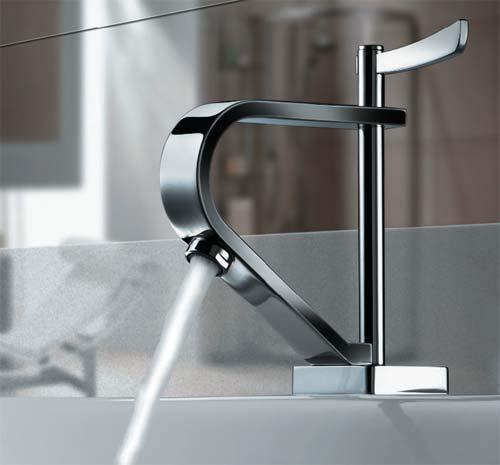 Para os banheiros o design pode ser mais moderno. (Foto: Divulgação).