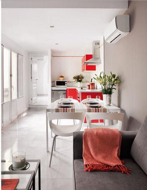 Apartamento bem decorado (Foto: Construção Shopping/divulgação)