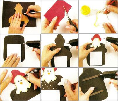 Artesanatos para o Dia das Mães 1 - como fazer