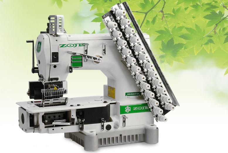 Distintas máquinas de costura disponíveis no mercado (Foto: Zoje/divulgação)