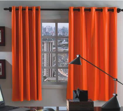 Dicas para escolher a cortina ideal. (Foto: Divulgação).