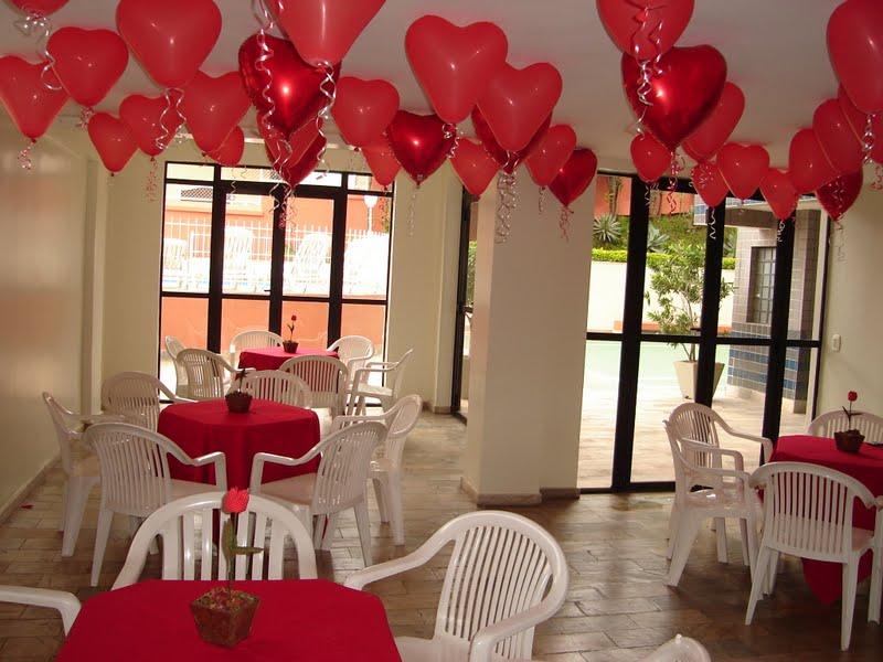 Decoraç u00e3o de teto para casamento dicas e sugestões -> Decoração De Festa Com Balões No Teto