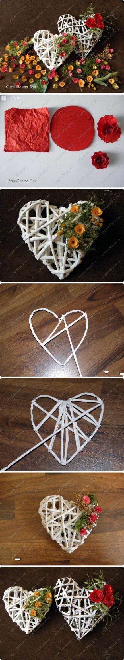 coração artesanal