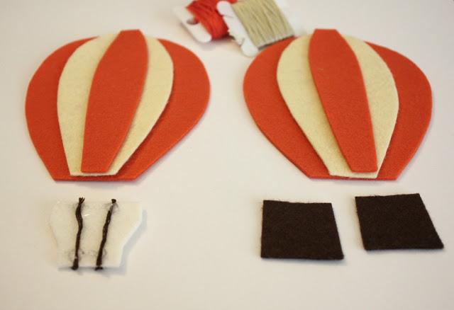 Como Fazer Um Móbile De Balões