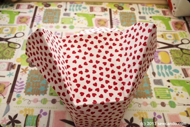 Bolsa De Tecido Artesanal Passo A Passo : Bolsa artesanal de tecido passo a