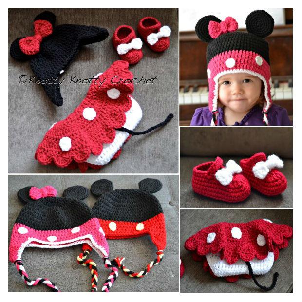 10 ideias legais de toucas de crochê para bebê e936849e59c