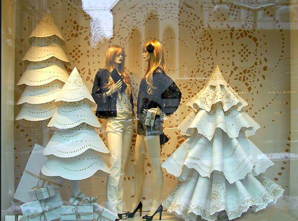 A decoração de vitrines de Natal 2015 deve ser bem especial (Foto: viesdesign.com.br)