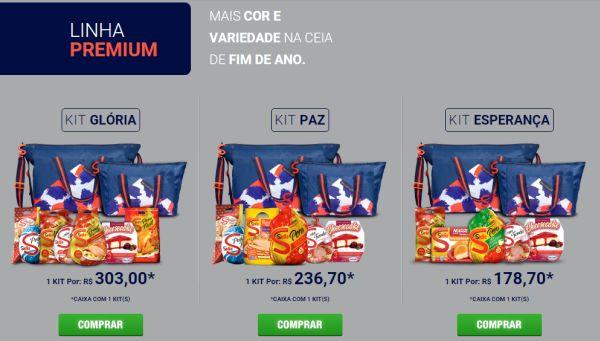 Kits de Natal 2015 - Sadia, Perdigão, Seara 1