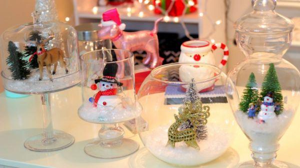 Há muitas novidades de enfeites de Natal 2015, escolha a sua preferida (Foto: jguesthome.com)