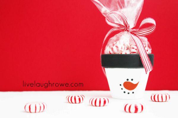 Aposte ideia simples para fazer no Natal (Foto: livelaughrowe.com)