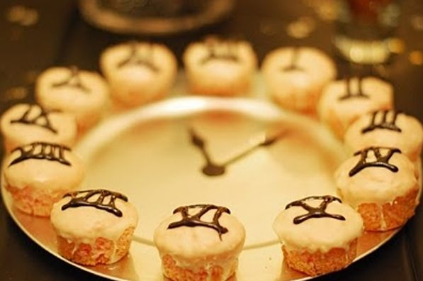 Decorações baratas para festa de ano novo são fáceis de serem conseguidas (Foto: casaefesta.com)