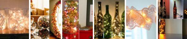 Ideias para Decoração de Natal com Pisca-Pisca 4