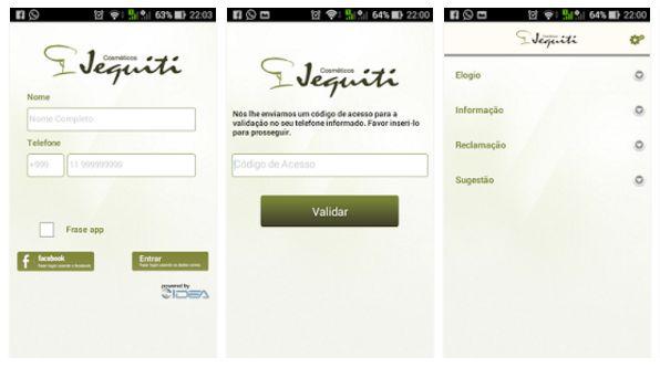 O aplicativo Zap Jequiti para consultoras chegou para facilitar as vendas (Foto: play.google.com)