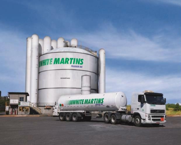 Estágio White Martins