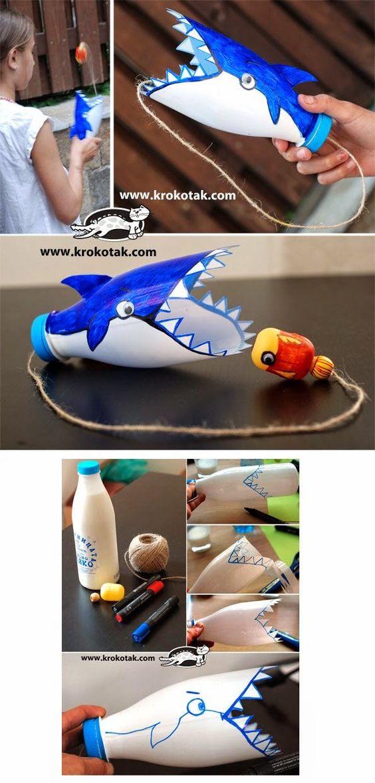 Artesanatos para Dia das Crianças Criativos