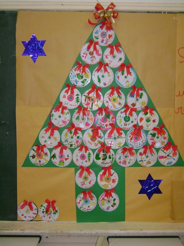 Preferência 15 Ideias de Artesanatos de Natal para Fazer com Alunos CV42