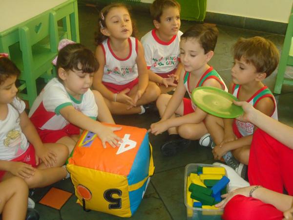 Dicas de Atividades Lúdicas de Matemática Educação Infantil