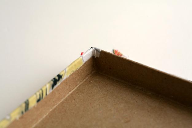 Dicas de Artesanato com Papelão e Tecido