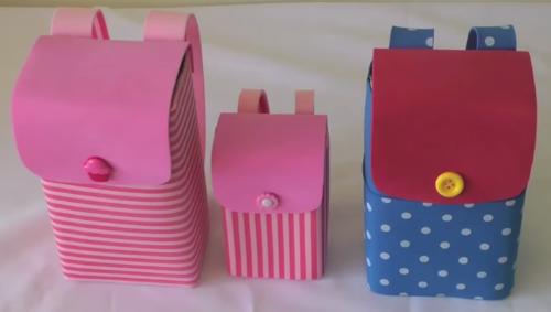como fazer artesanato com caixa de leite vazia