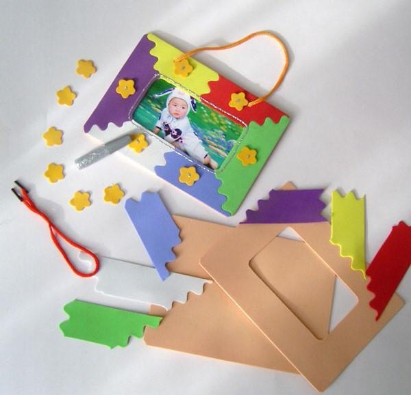 ideias de artesanato infantil com EVA faceis de fazer