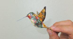 Papietagem: Escultura Passo a Passo