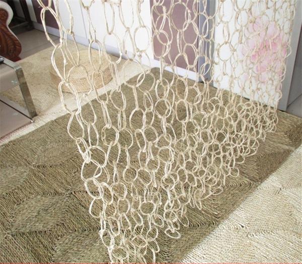 cortina de argolas