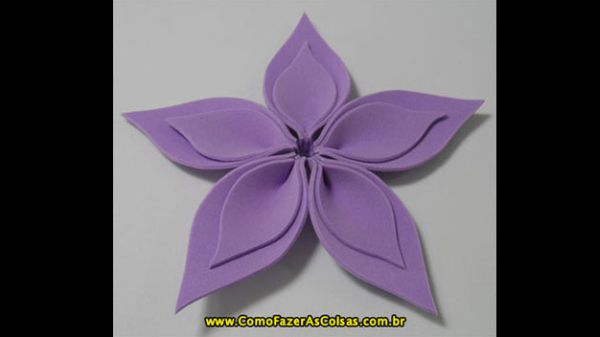 Moldes De Flores Para Imprimir Gratis