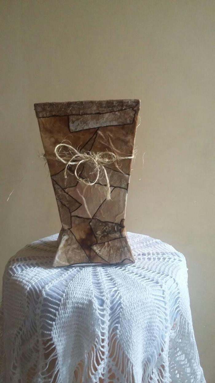 vasinho com filtro de café