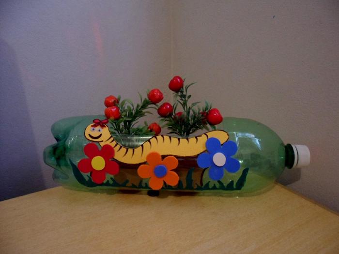 vaso artesanal infantil