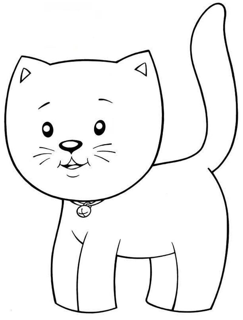 bichinhos de EVA fazendinha gatinho