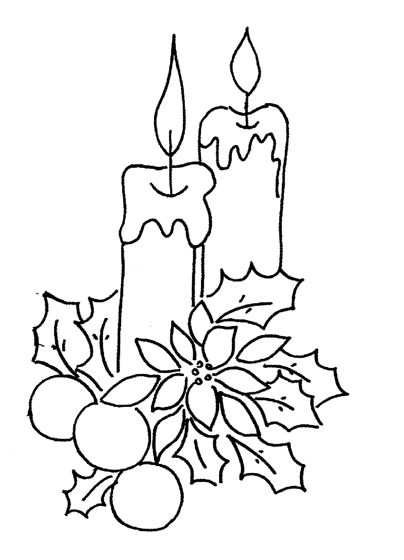 desenho vela