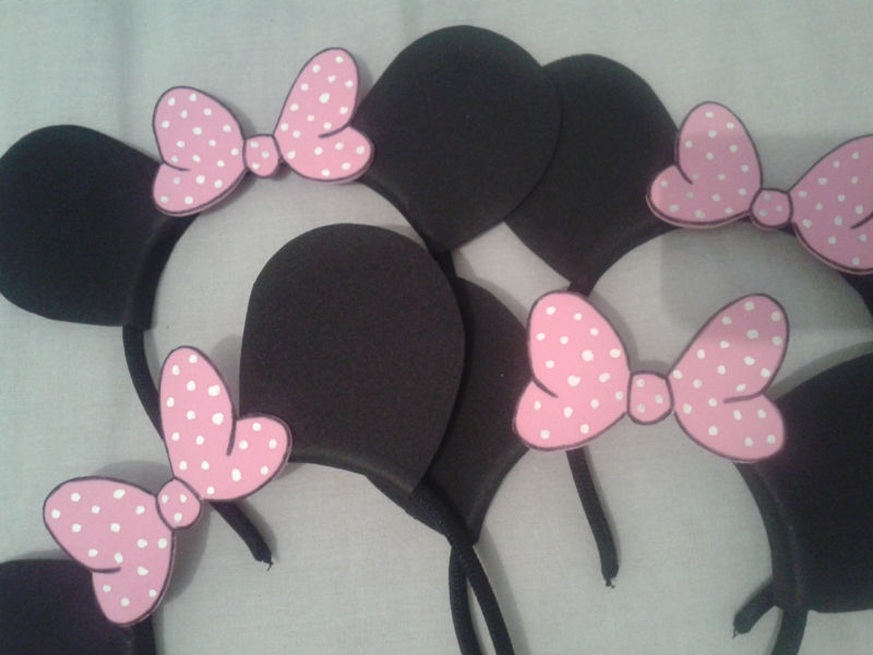 lacinho da minnie de eva tutorial